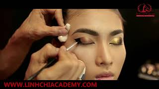 Trang Điểm Cô Dâu Thai Lan  - Make up Thai Style