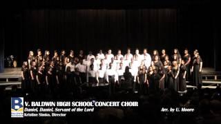 Baldwin High School Concert Choir