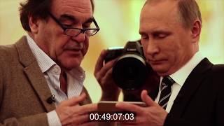 Putin's fake for Stone (delayed synchronization)