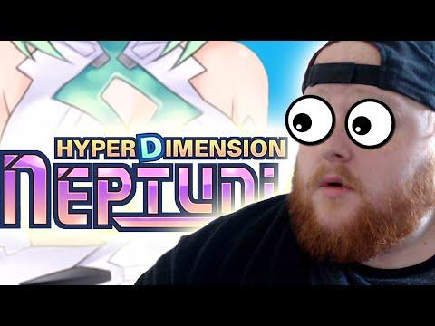 Boobs: The video game | Hyperdimension Neptunia re;birth1 |