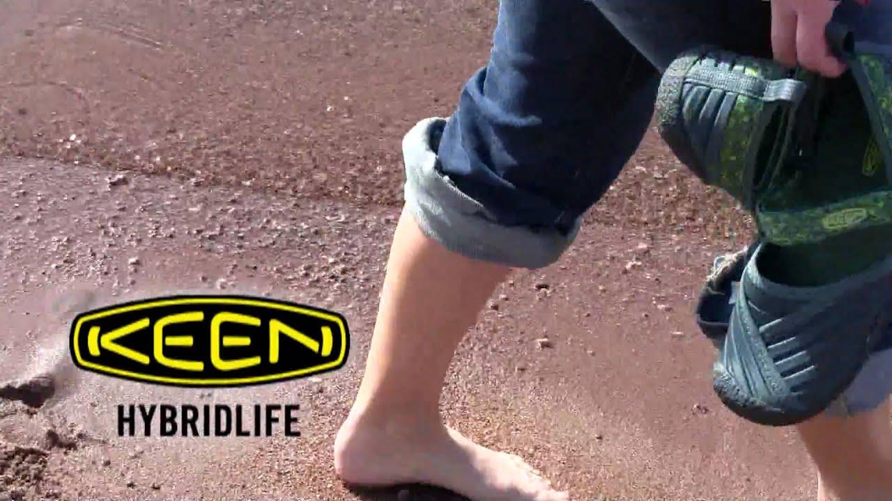 b1cfc62c3f70 Women s Keen Shoe Advertisement 2010 - YouTube