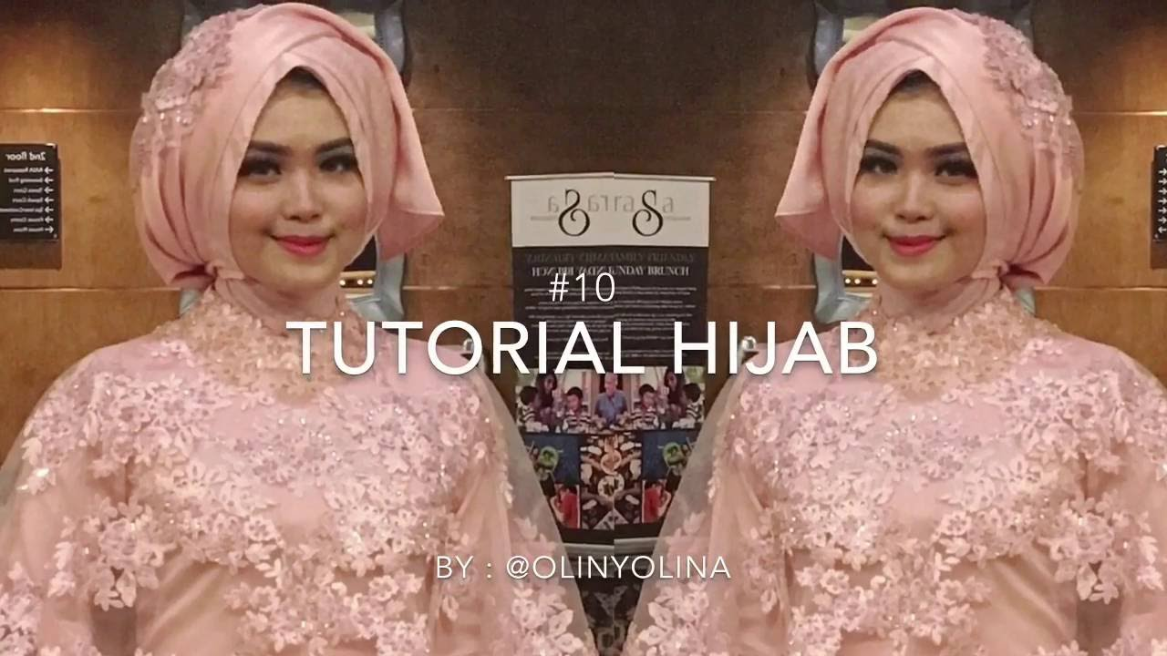 10 Easy Hijab Turban Styles For Weddings And Eid Tutorial Hijab