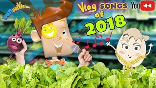 FUNnel Fam Vlog Songs of 2018 (Music Vision)