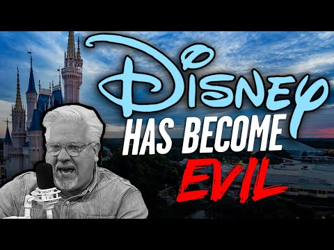 "Glenn responds to Gina Carano firing, hypocrisy: ""Disney has become an EVIL corporation!"""