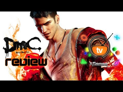 Обзор DmC Devil May Cry (Review)