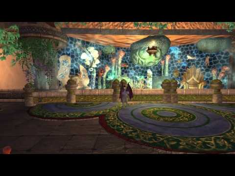 EQ2 Decorating - The Midnight Legion's Guild Hall - High Keep T3 - Thurgadin