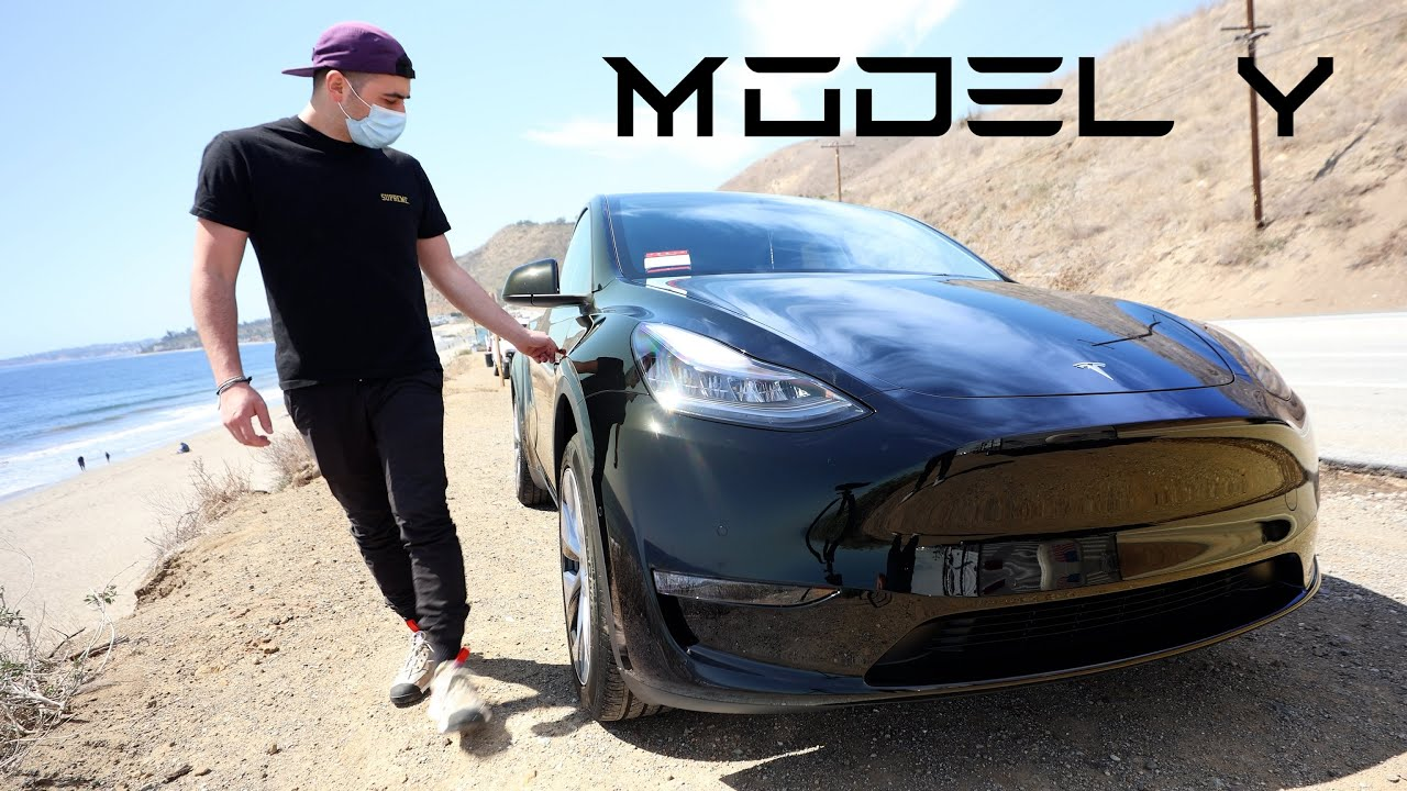 2021 Tesla Model Y Review!