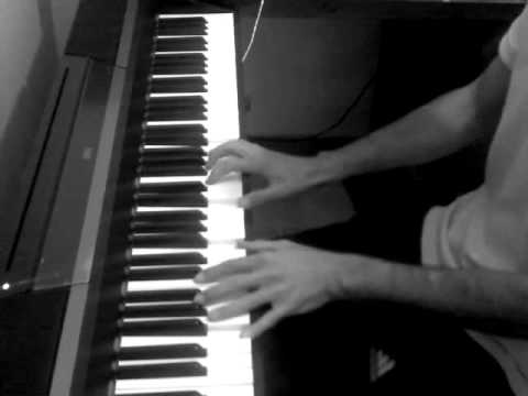 To The End Of The Earth - KEANE ( piano cover ) music