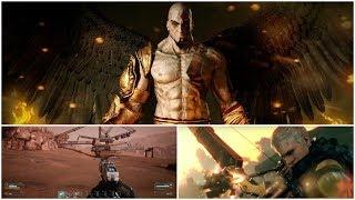 Создатели God of War испугались Assassins Creed | Игровые новости
