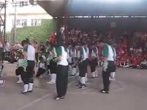 Green Parrots (Freshmen) – Francisco School Cheerdance Competition 2011
