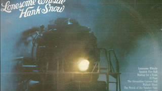 Hank Snow ~ Southbound (Vinyl) YouTube Videos