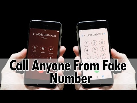 How To Call Anyone From Fake Number For Free? 100% Working - Legit Trick