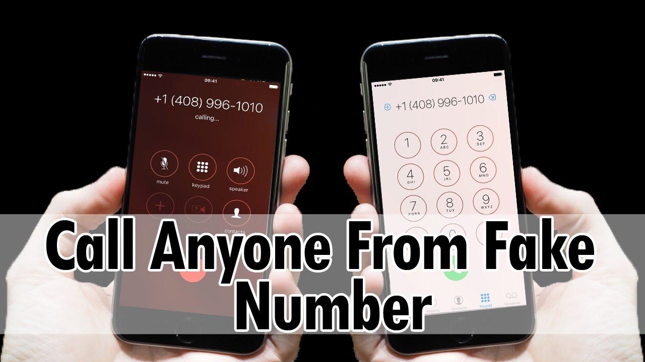 Spoof call fake caller id apk | Caller ID Faker  2020-05-16