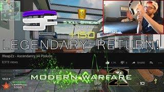 LEGENDARY RETURN! - MW2 IW4X PC