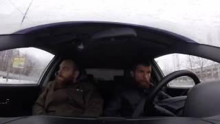 Автошкола. Урок вождения N5. Дрифт.