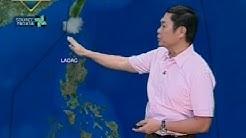UH: LPA na dating Bagyong Chedeng, nasa borderline na ng PAR