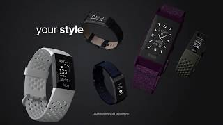 Meet the new fitbit charge 4 - this sleek, swimproof tracker is packed with features that help you know your workouts and body better—like built-in gps,...