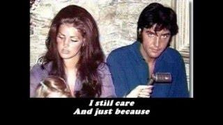 Elvis Presley- She thinks I still care Karaoke