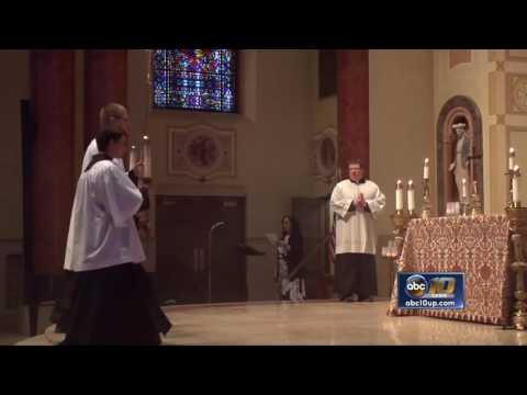 Local man ordained as deacon