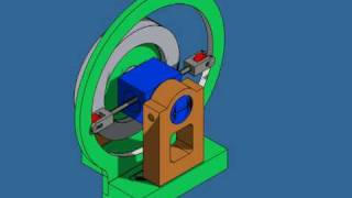 Comber Rotary Engine