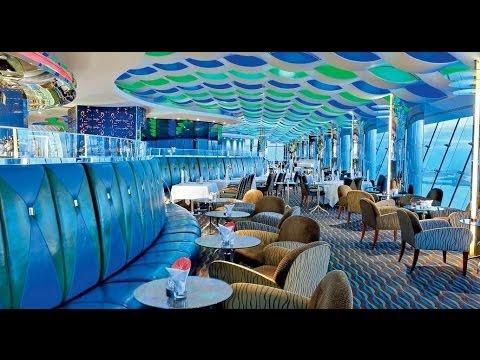 O nico hotel 7 estrelas do mundo burj al arab dubai for Hotel em dubai