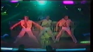 Смотреть видео Танцевальная Группа ''AMIGOS'' (Москва) онлайн