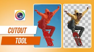 Create Personalized Stickers with Cutout | PhotoDirector Photo Editor App