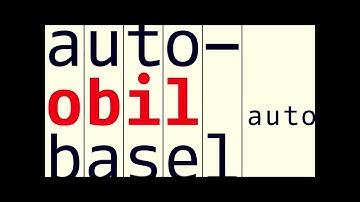 Auto l Mobil l Basel 2020 - Aktuelle Informationen