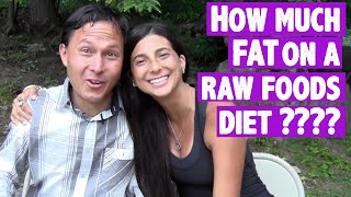 How Much Fat Should You Eat on a Raw Foods Diet according to the Experts