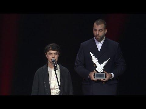 В Москве состоялась церемония награждения премией газеты The Art Newspaper Russia.