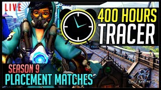 Overwatch Season 9: Placement Matches Live Gameplay