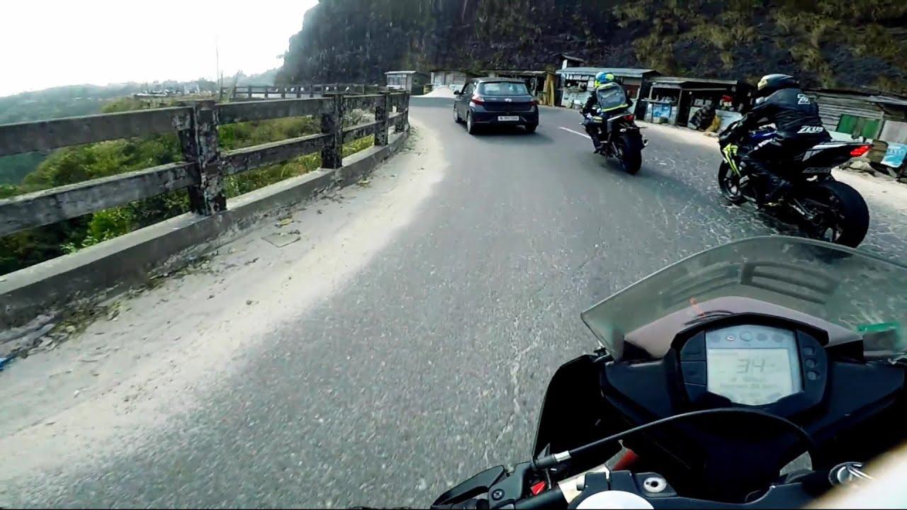 Mawkdok || Casual Sunday Ride (Yamaha R3 , R15V3 ,R15V1 & RC 200)