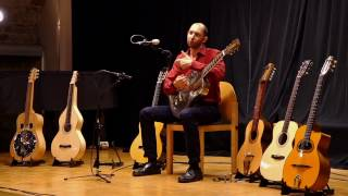 Guitar & World Music Traditions by Fernando Perez, FULL CONCERT