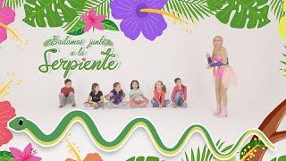 Bailamos Junto A La Serpiente🐍 - Luli Pampín Ft. La Brigata Canterina -  🐍