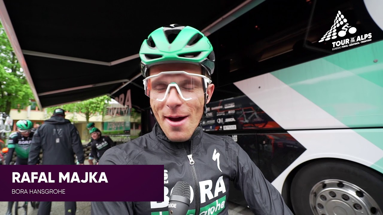 """Rafal Majka: """"We'll be looking to make a surprise"""""""