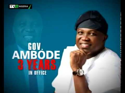 Inside Lagos | Governor Ambode's 3 Years in office