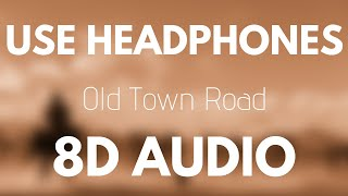 Download Lil Nas X (ft. Billy Ray Cyrus) – Old Town Road (Remix) | 8D AUDIO Mp3 and Videos