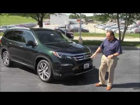 All new 2016 Honda Pilot for sale at Honda Cars of Bellevue...an Omaha Honda Dealer!