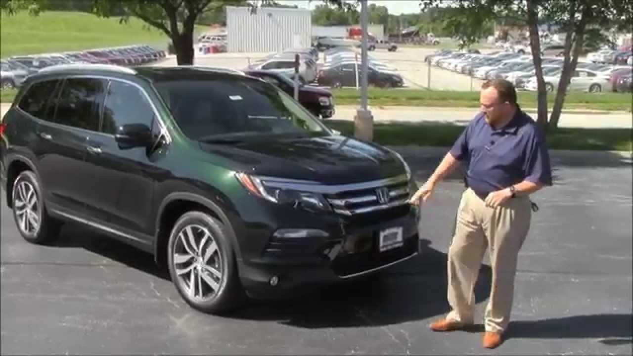 All New 2016 Honda Pilot For At Cars Of Bellevue An Omaha Dealer You