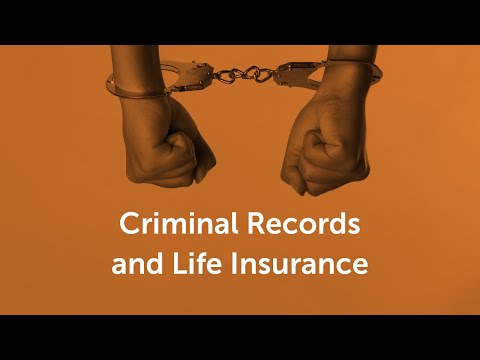 Quotacy Q+A Fridays: How does a criminal record affect buying life insurance?