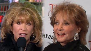 SNL Alum Cheri Oteri Impersonates Barbara Walters In the BEST Way!