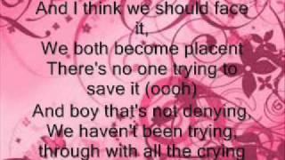 yasmin finish line lyrics