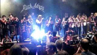 Black Abyss und Gmendr Altstadtfäger-In The Eye Of The Storm