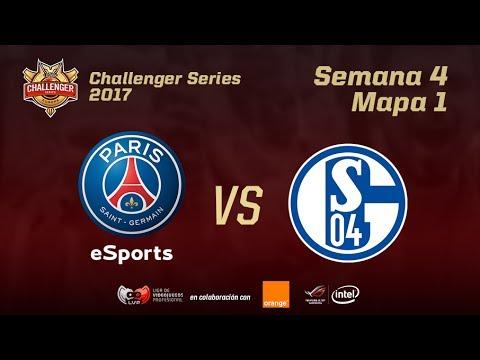 PSG VS S04 - MAPA 1 - JORNADA 4 - CHALLENGER EN CASTELLANO - #CHALLENGERLVP