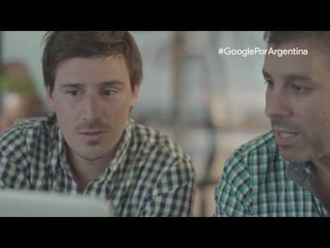 Google Por Argentina en Mendoza - Florencia Sabatini y Mauro Pometti - Mendoza Rental