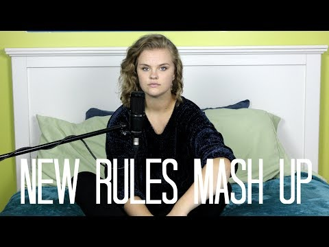 New Rules x Somebody Else x I Have Questions - Mashup by Serena Rutledge