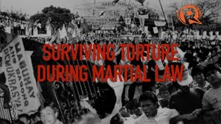 Surviving torture during Martial Law