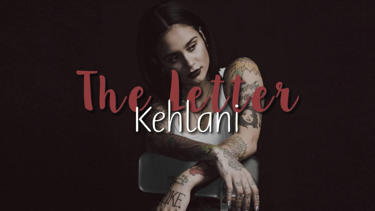 Kehlani   The Letter [Sub. Español | Lyrics]   YouTube