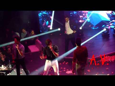 Martakis Kostas  boys & noise - MAMACITA @posidonio 2015 (A.V.)