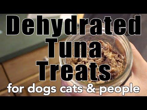 Dehydrated Tuna ~ Dog & Cat Treats